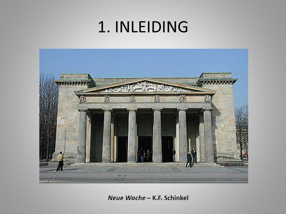 Neue Wache – K.F. Schinkel