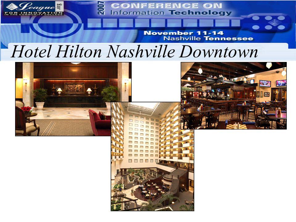 Hotel Hilton Nashville Downtown
