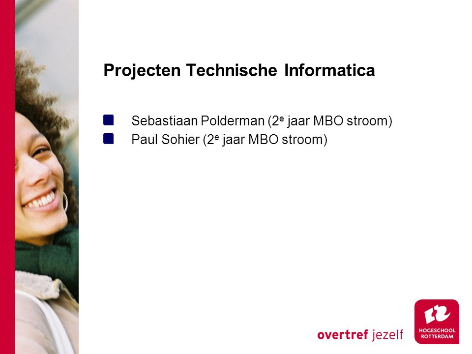 Projecten Technische Informatica