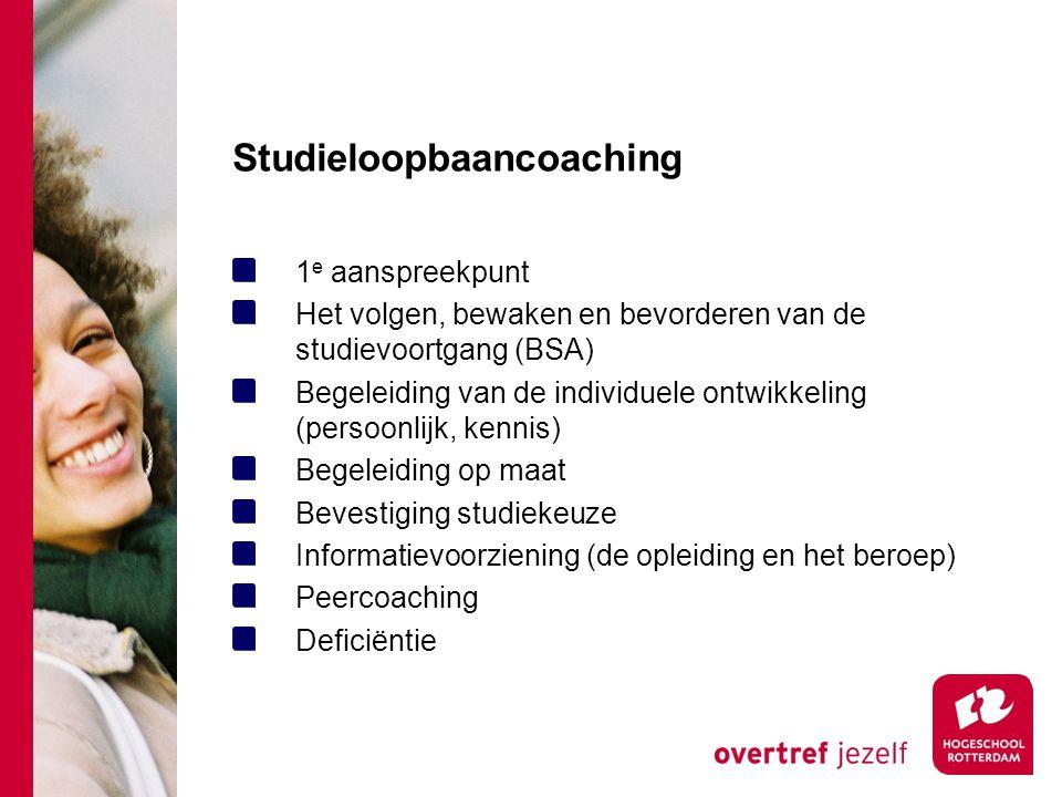 Studieloopbaancoaching