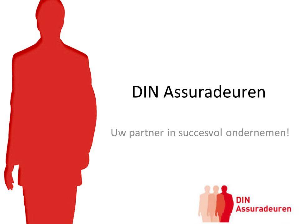 Uw partner in succesvol ondernemen!