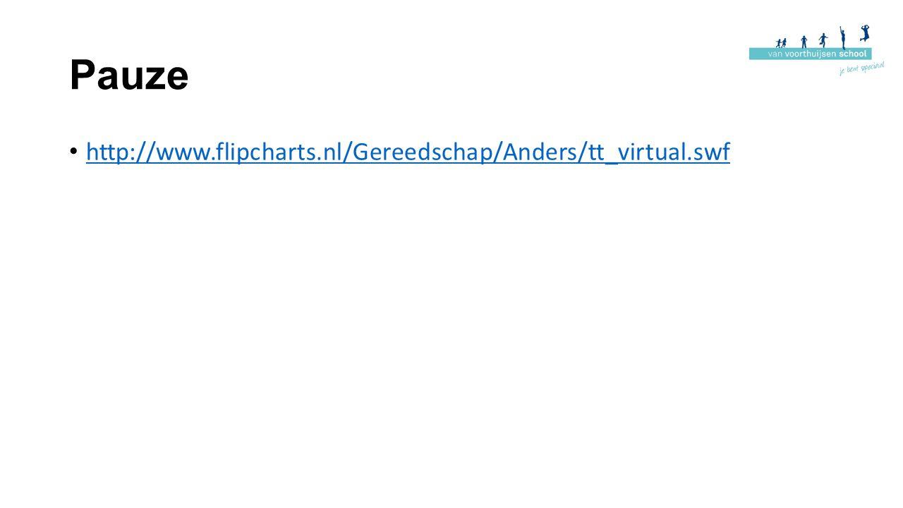 Pauze http://www.flipcharts.nl/Gereedschap/Anders/tt_virtual.swf