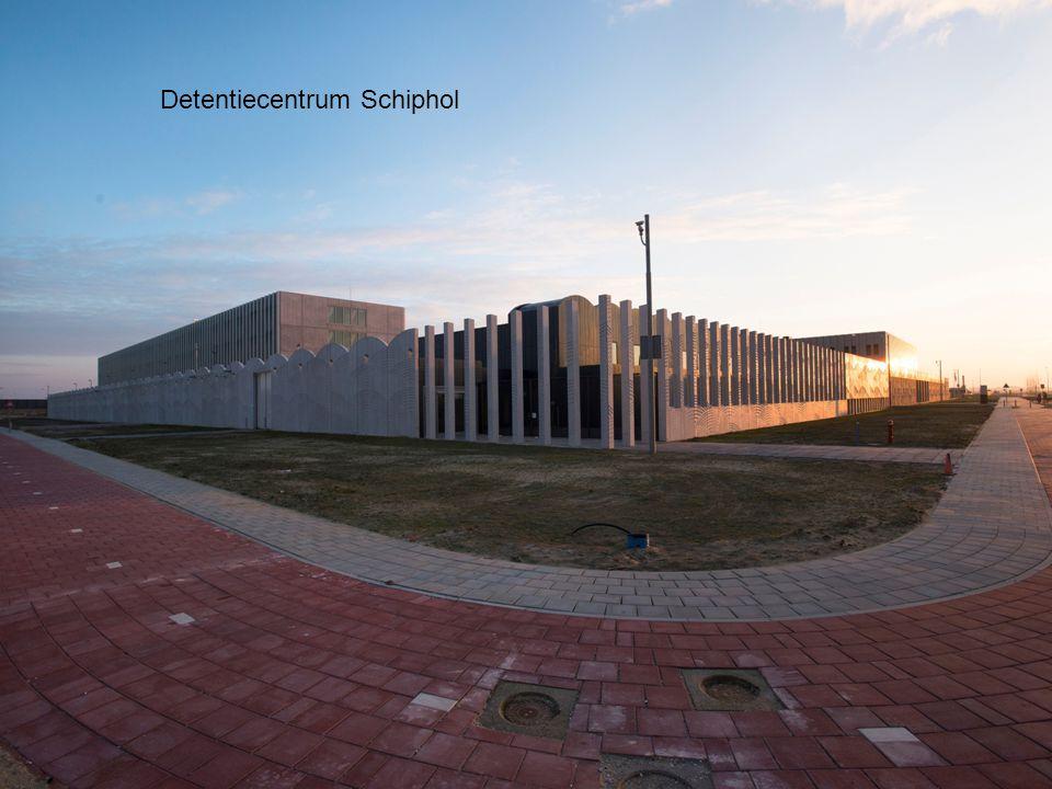 Detentiecentrum Schiphol