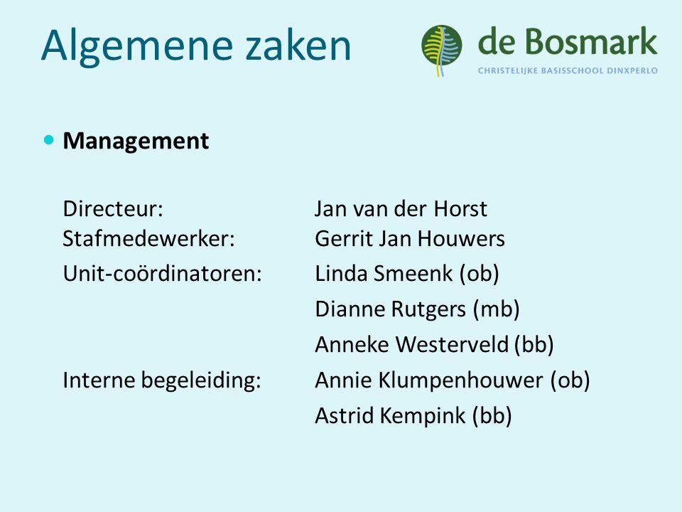 Algemene zaken Management
