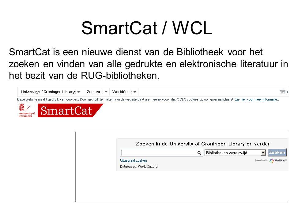 SmartCat / WCL