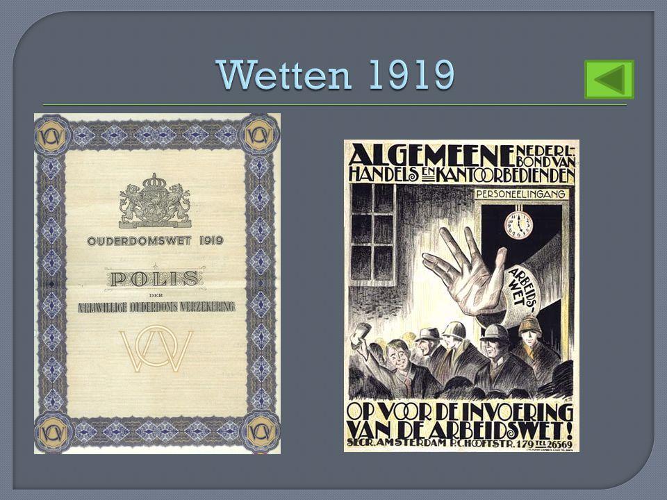 Wetten 1919