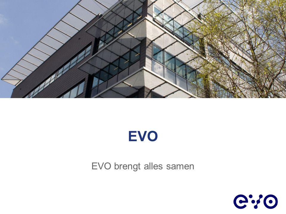 EVO EVO brengt alles samen