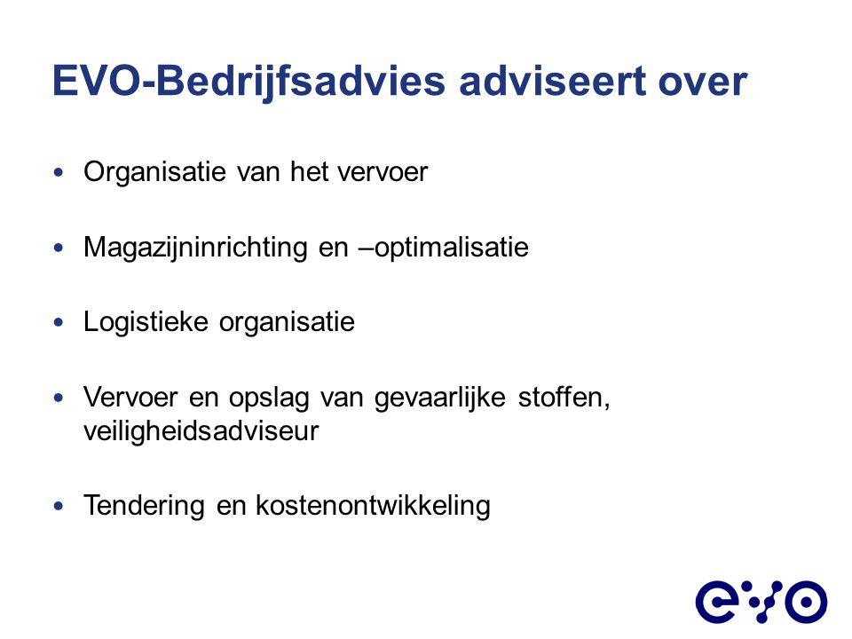 EVO-Bedrijfsadvies adviseert over