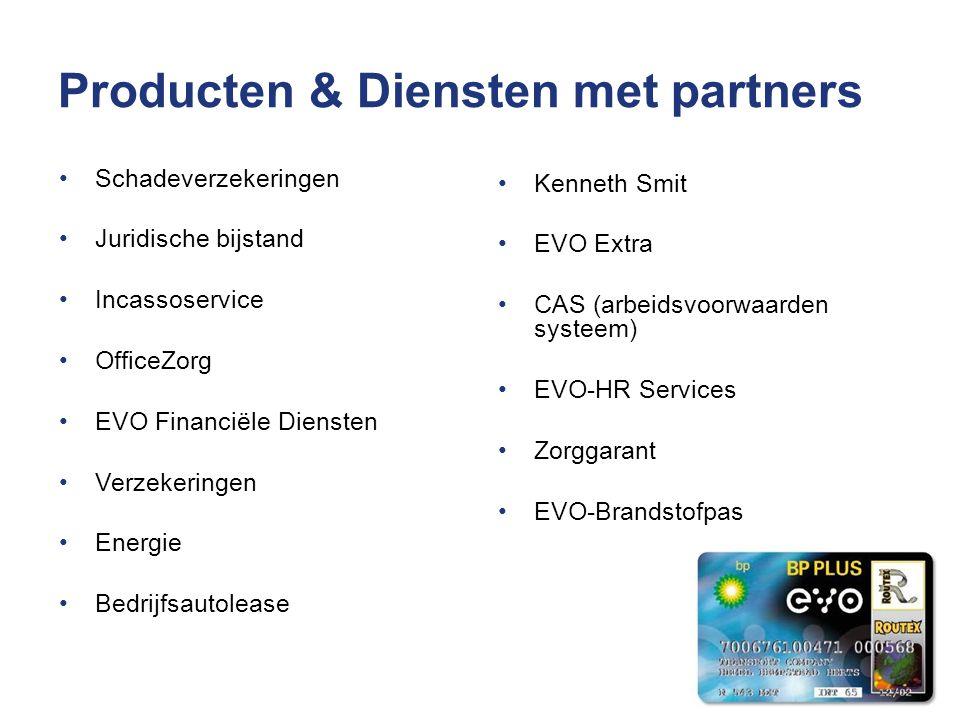 Producten & Diensten met partners