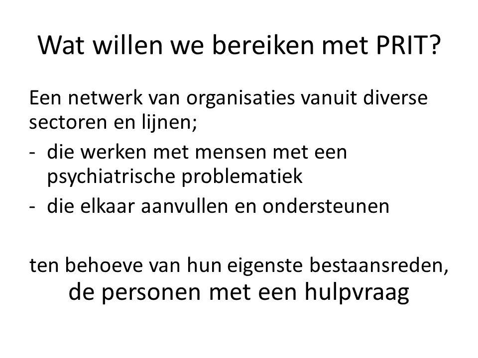 Wat willen we bereiken met PRIT