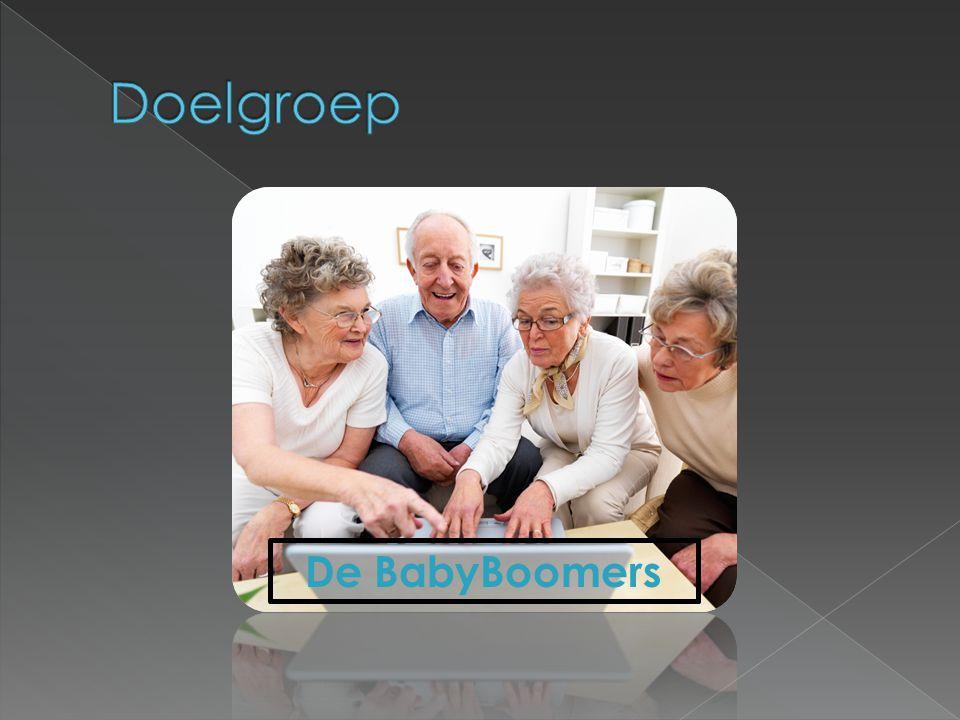 Doelgroep De BabyBoomers