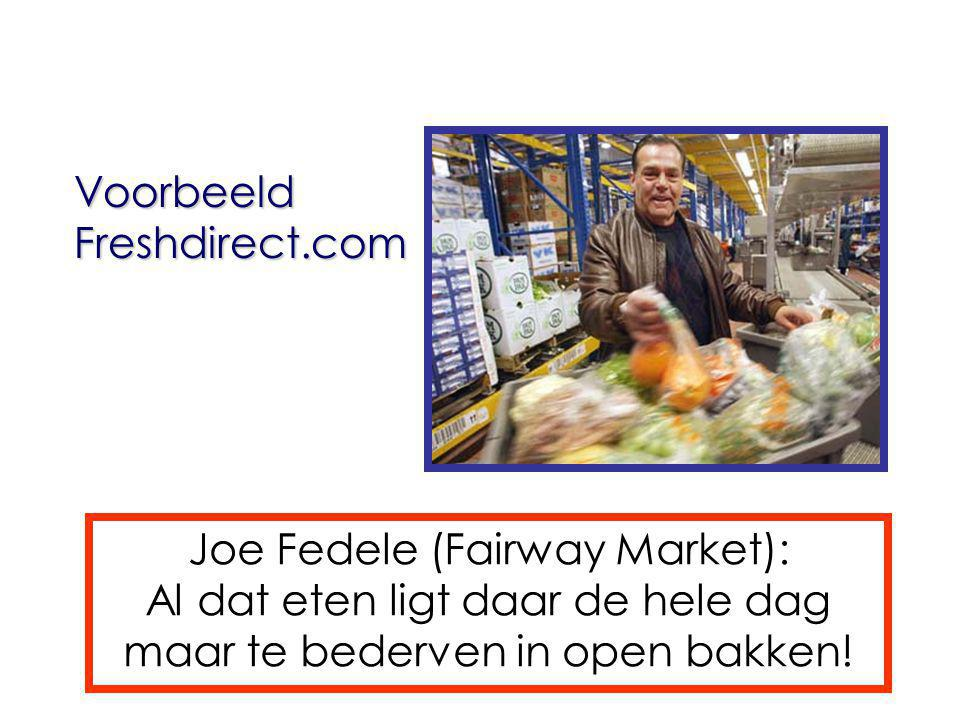 Joe Fedele (Fairway Market):