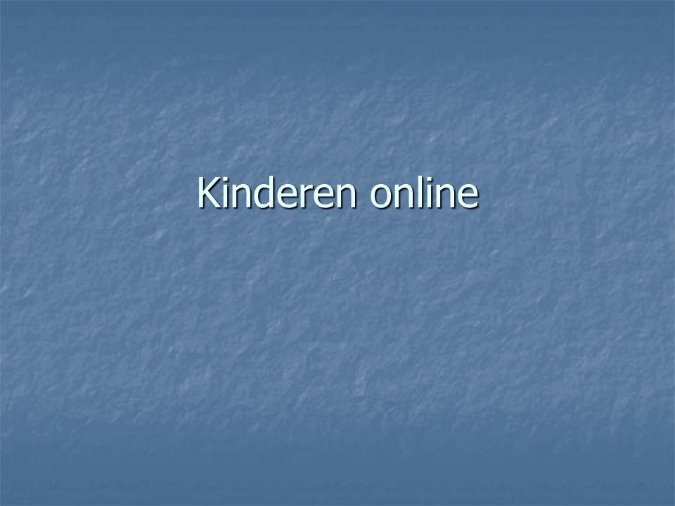 Kinderen online