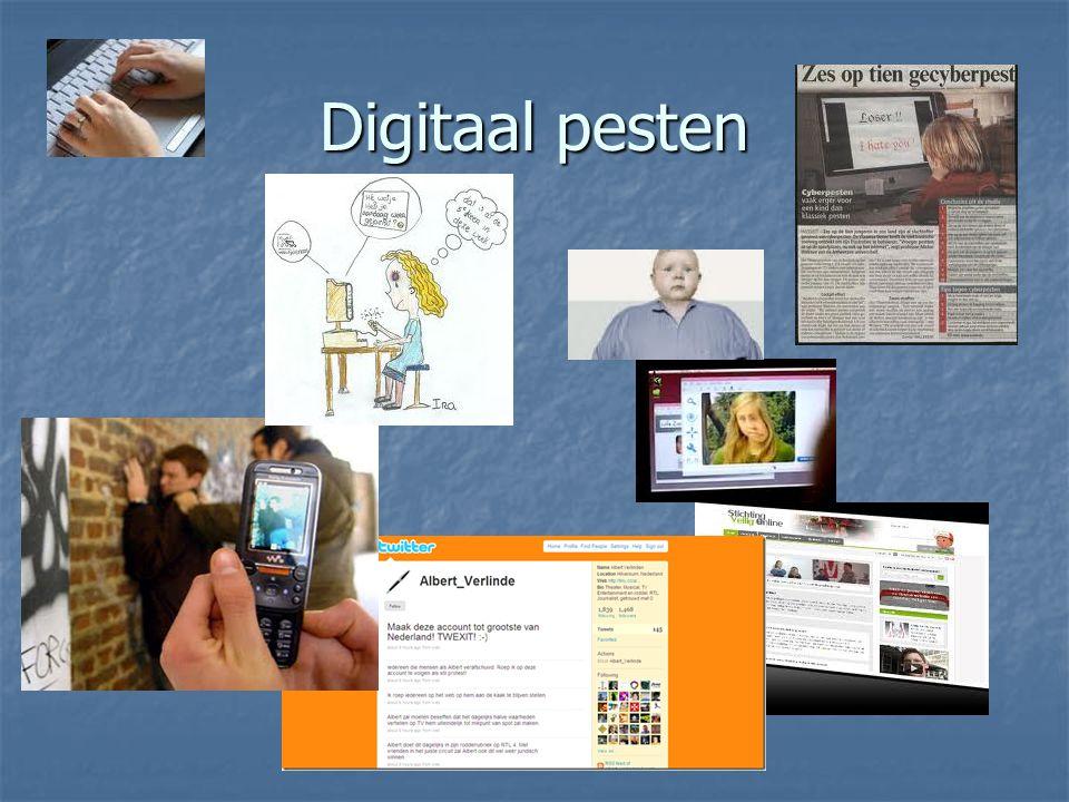 Digitaal pesten