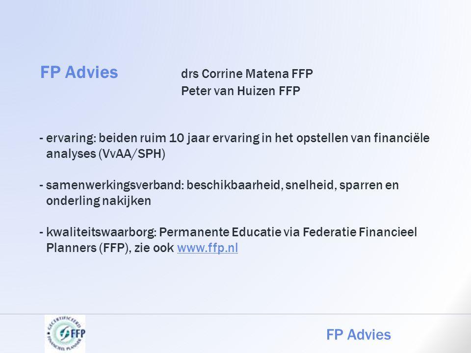 FP Advies. drs Corrine Matena FFP