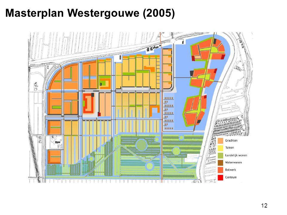 Masterplan Westergouwe (2005)
