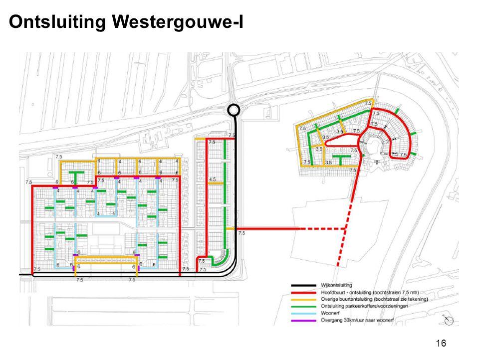 Ontsluiting Westergouwe-I