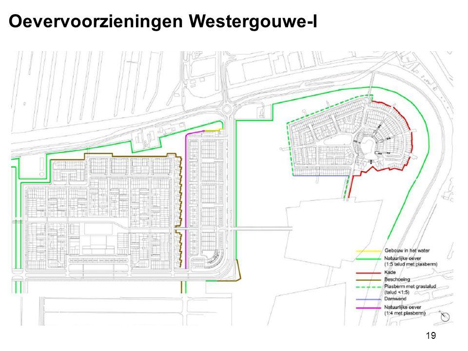 Oevervoorzieningen Westergouwe-I