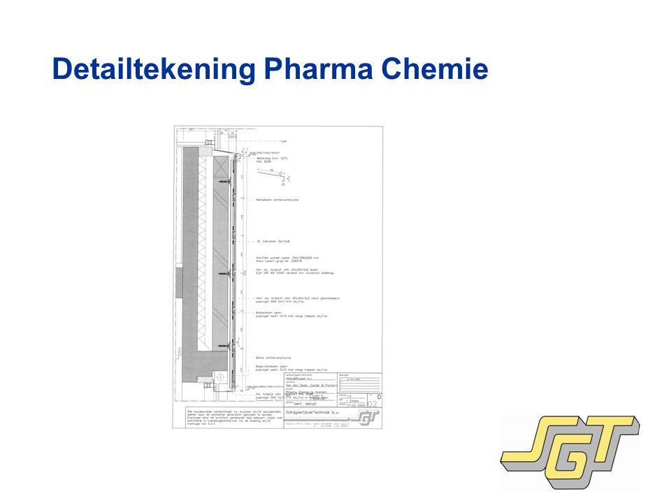Detailtekening Pharma Chemie