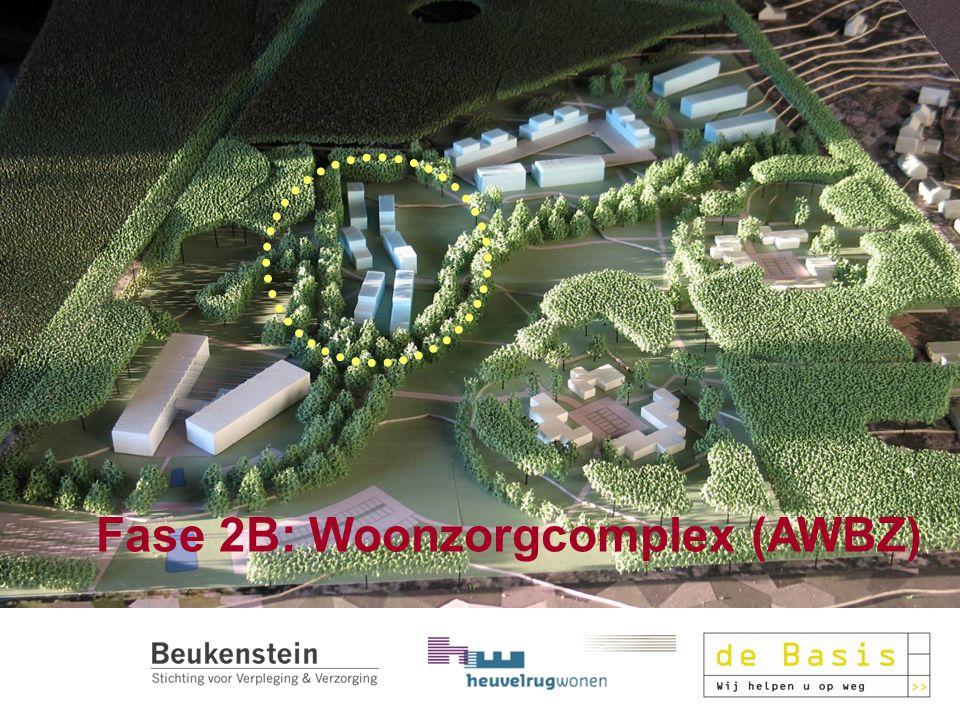 Fase 2B: Woonzorgcomplex (AWBZ)