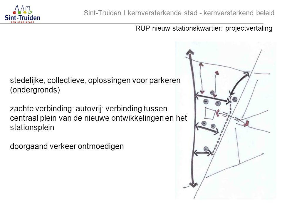 stedelijke, collectieve, oplossingen voor parkeren (ondergronds)