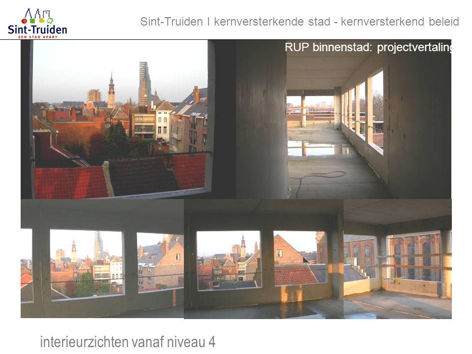 interieurzichten vanaf niveau 4