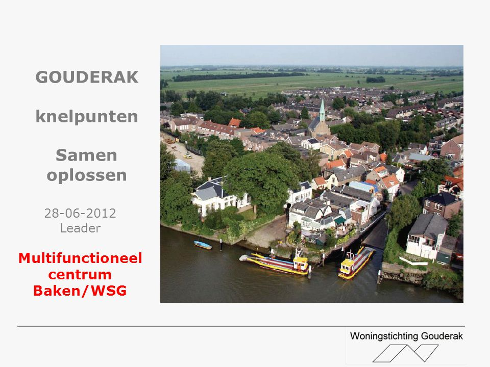 Multifunctioneel centrum