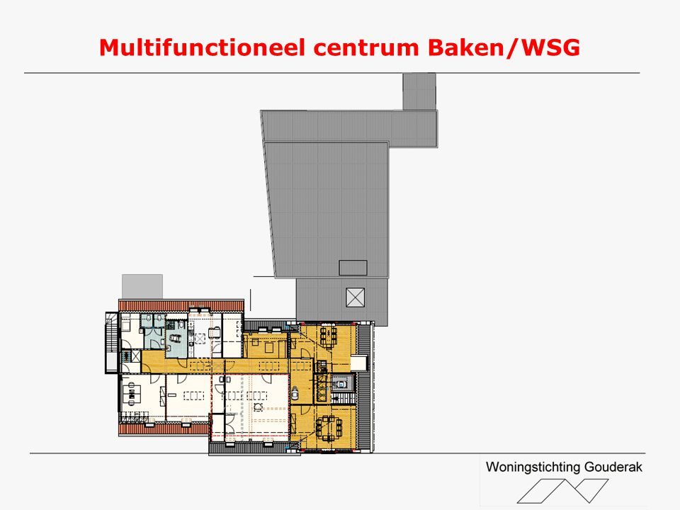 Multifunctioneel centrum Baken/WSG