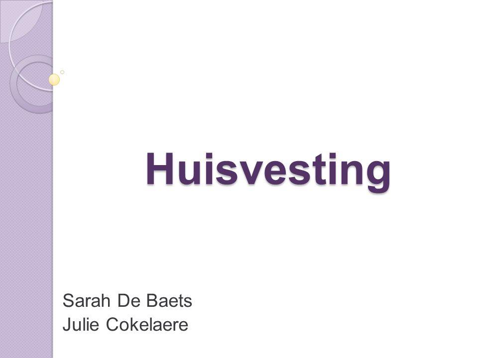 Sarah De Baets Julie Cokelaere