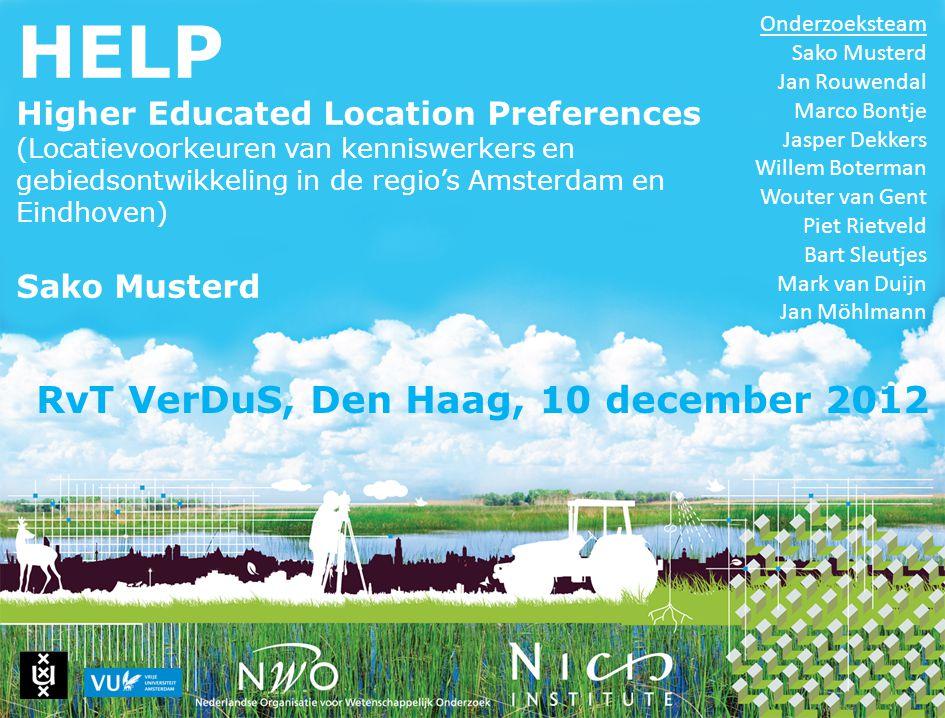 RvT VerDuS, Den Haag, 10 december 2012
