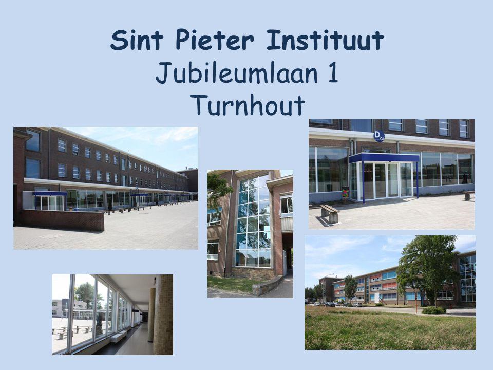Sint Pieter Instituut Jubileumlaan 1 Turnhout