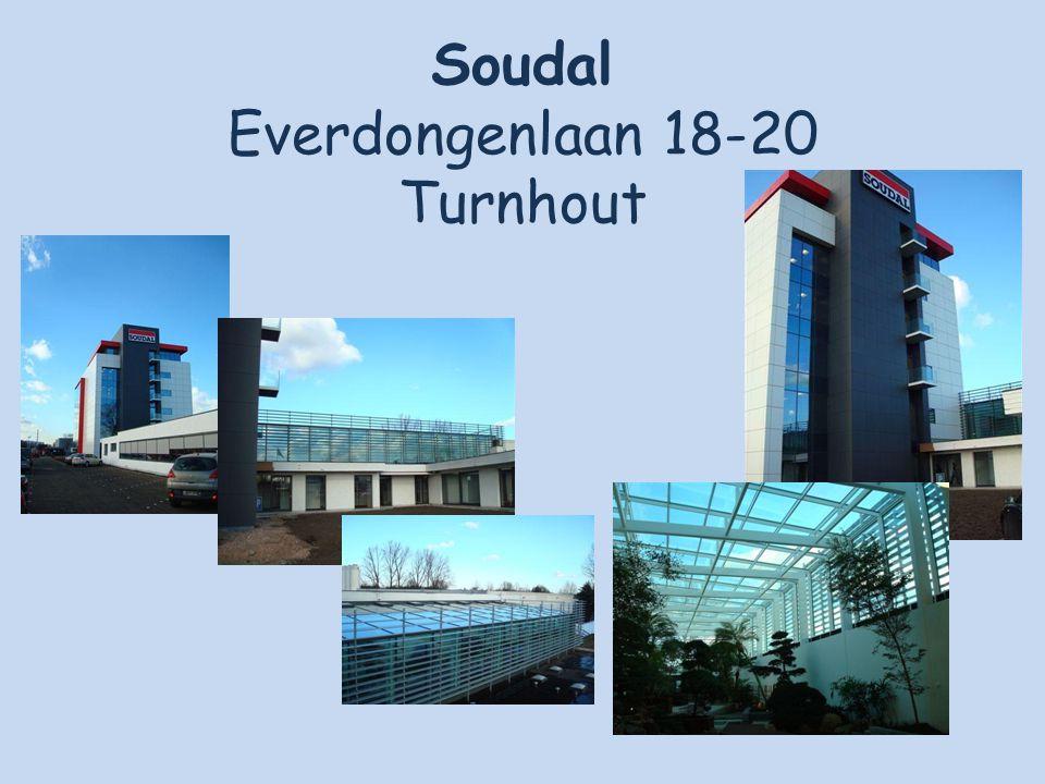 Soudal Everdongenlaan 18-20 Turnhout