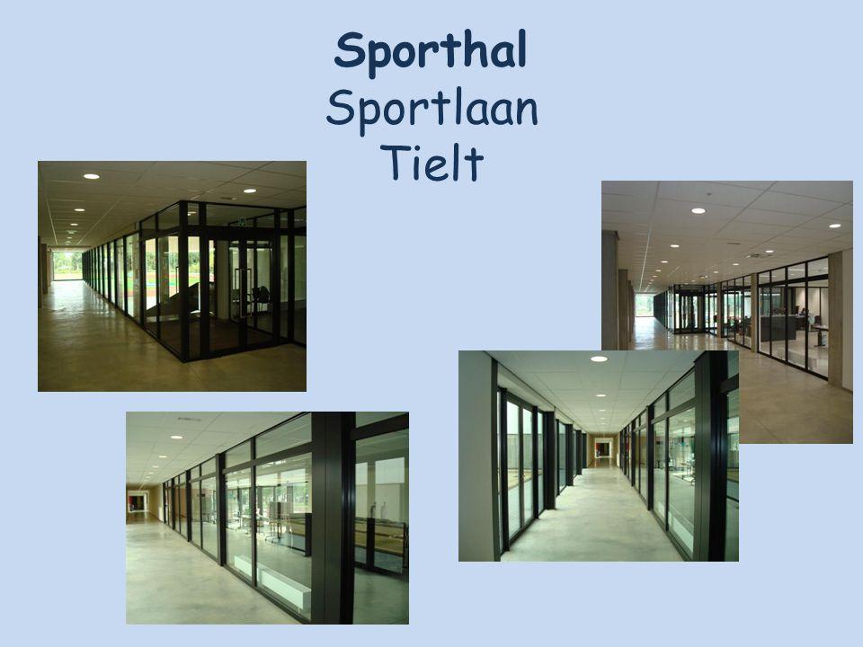 Sporthal Sportlaan Tielt