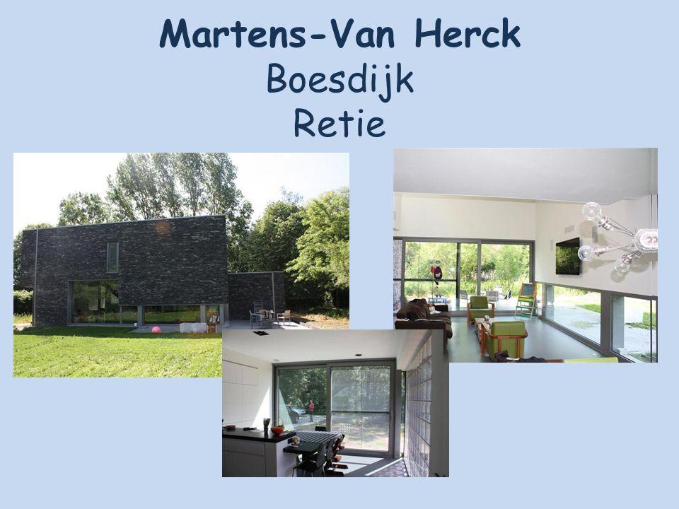 Martens-Van Herck Boesdijk Retie