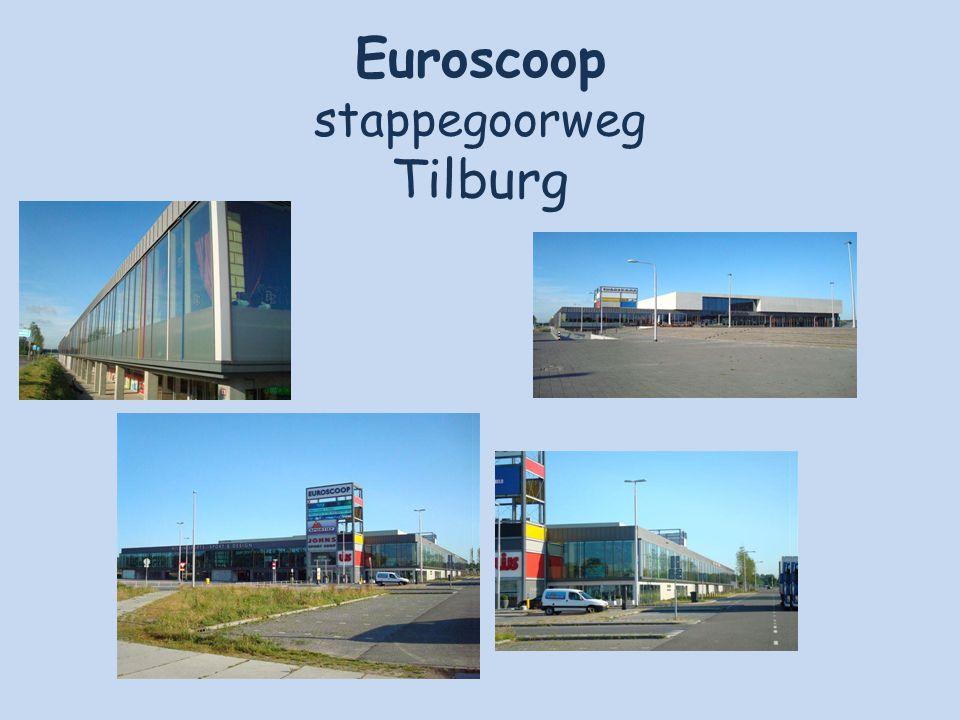 Euroscoop stappegoorweg Tilburg