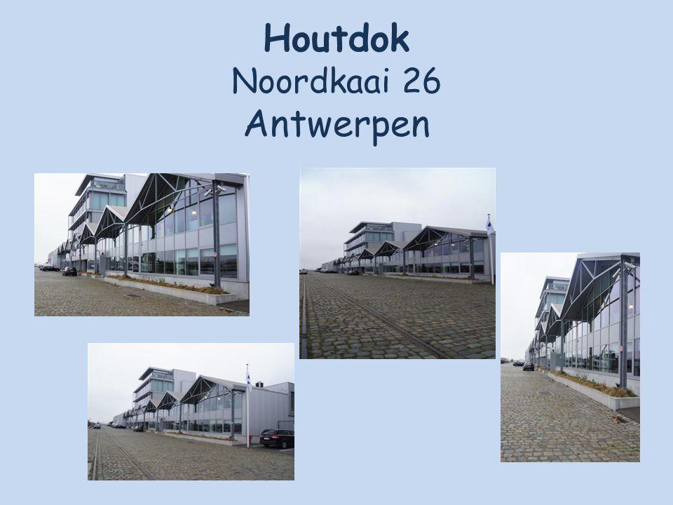Houtdok Noordkaai 26 Antwerpen