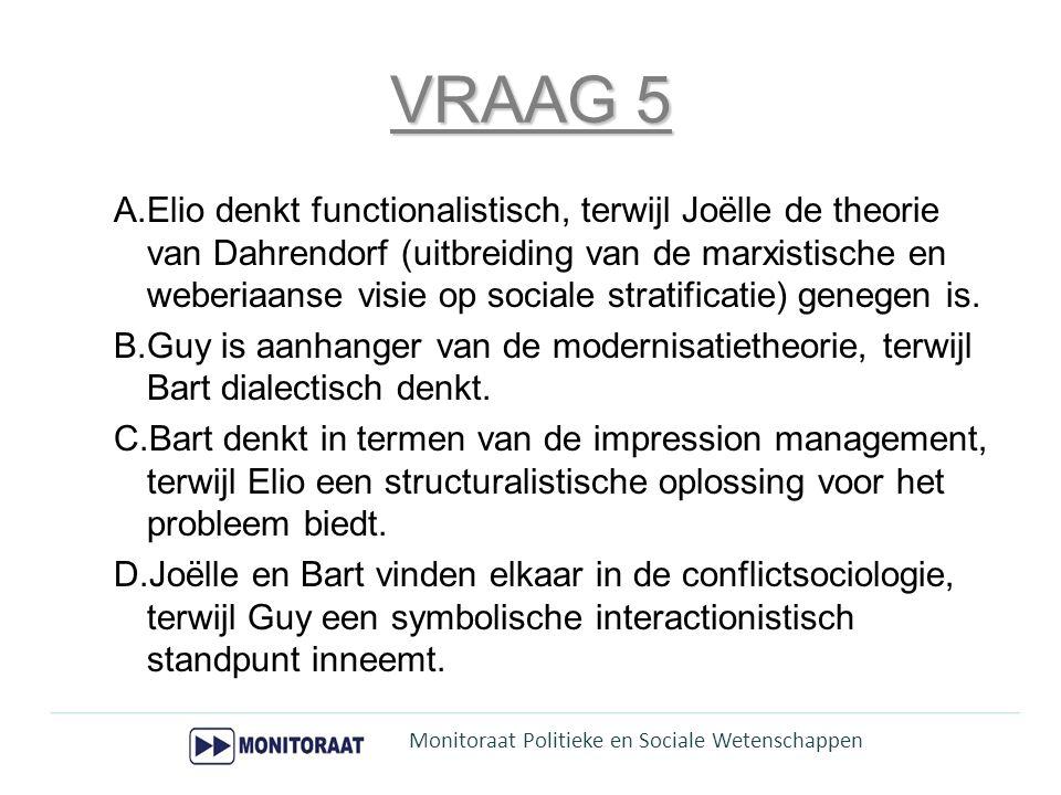 VRAAG 5