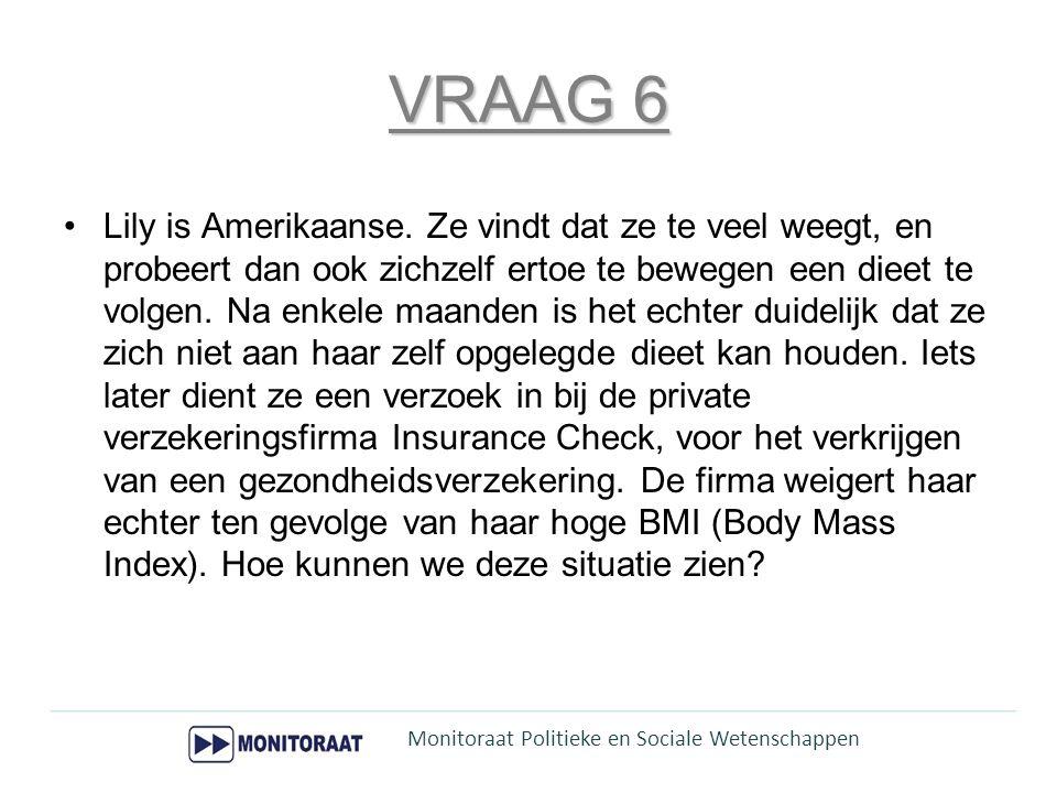 VRAAG 6