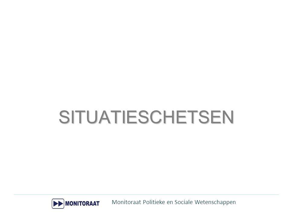 SITUATIESCHETSEN Monitoraat Politieke en Sociale Wetenschappen 6