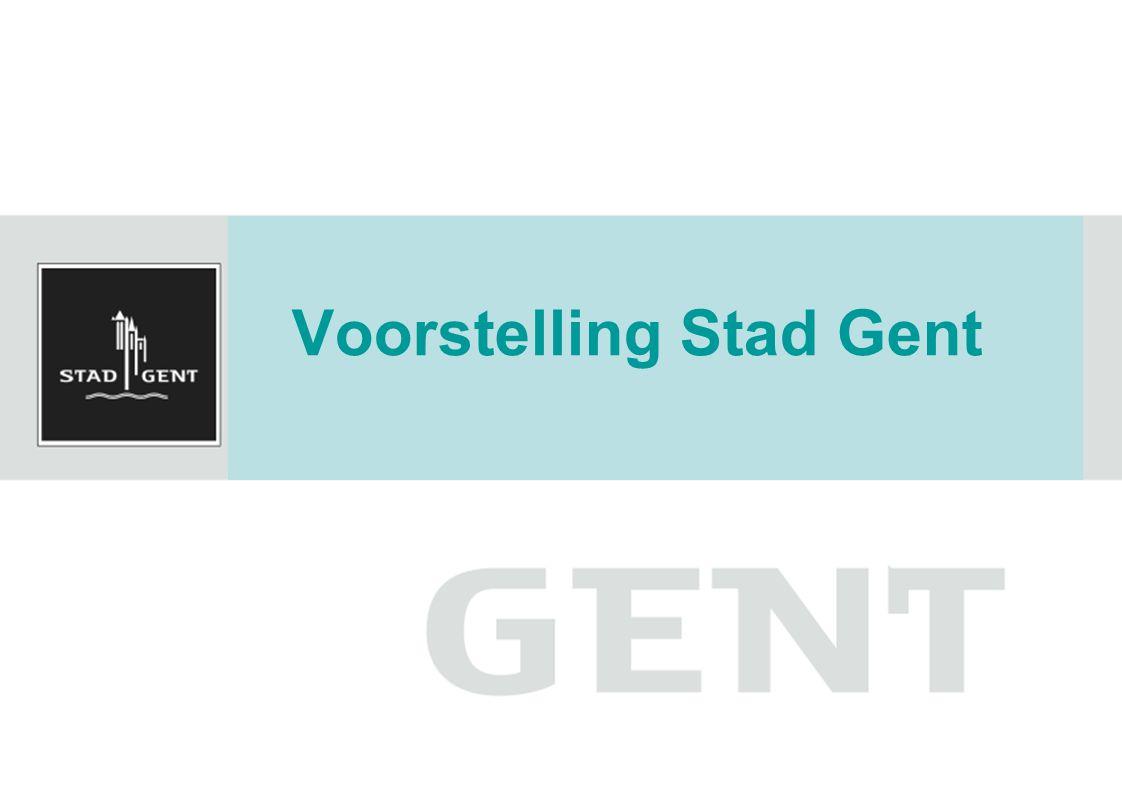 Voorstelling Stad Gent