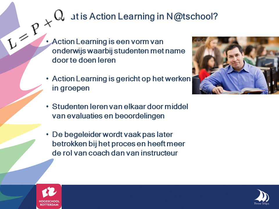 Wat is Action Learning in N@tschool