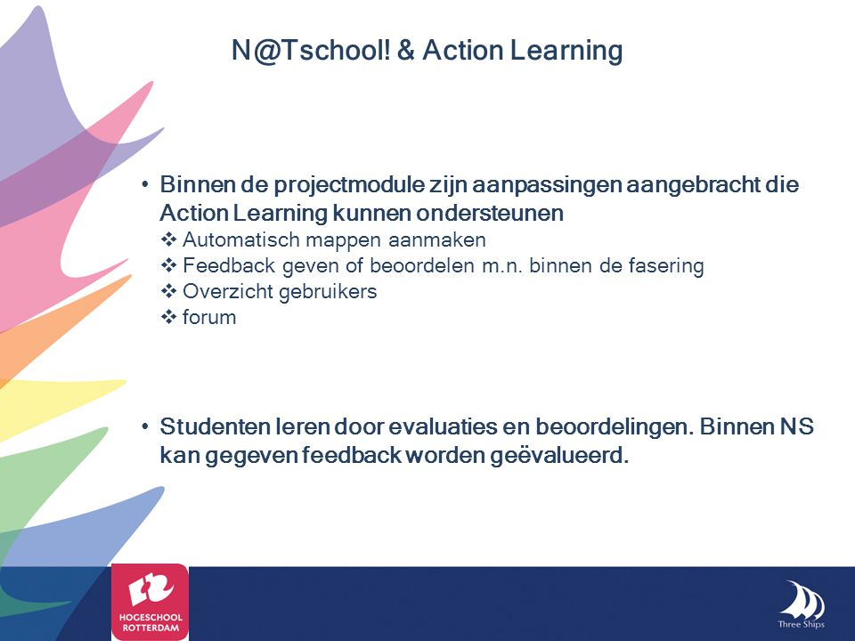 N@Tschool! & Action Learning
