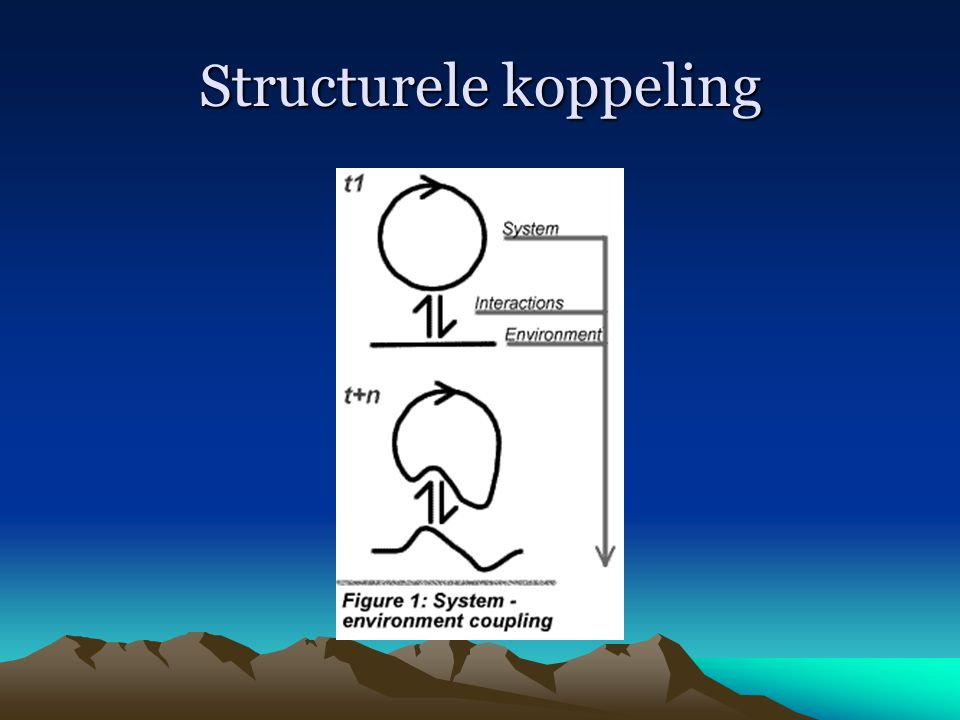 Structurele koppeling