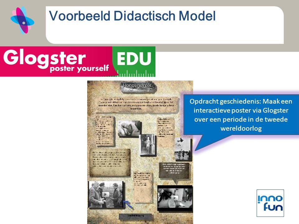 Voorbeeld Didactisch Model