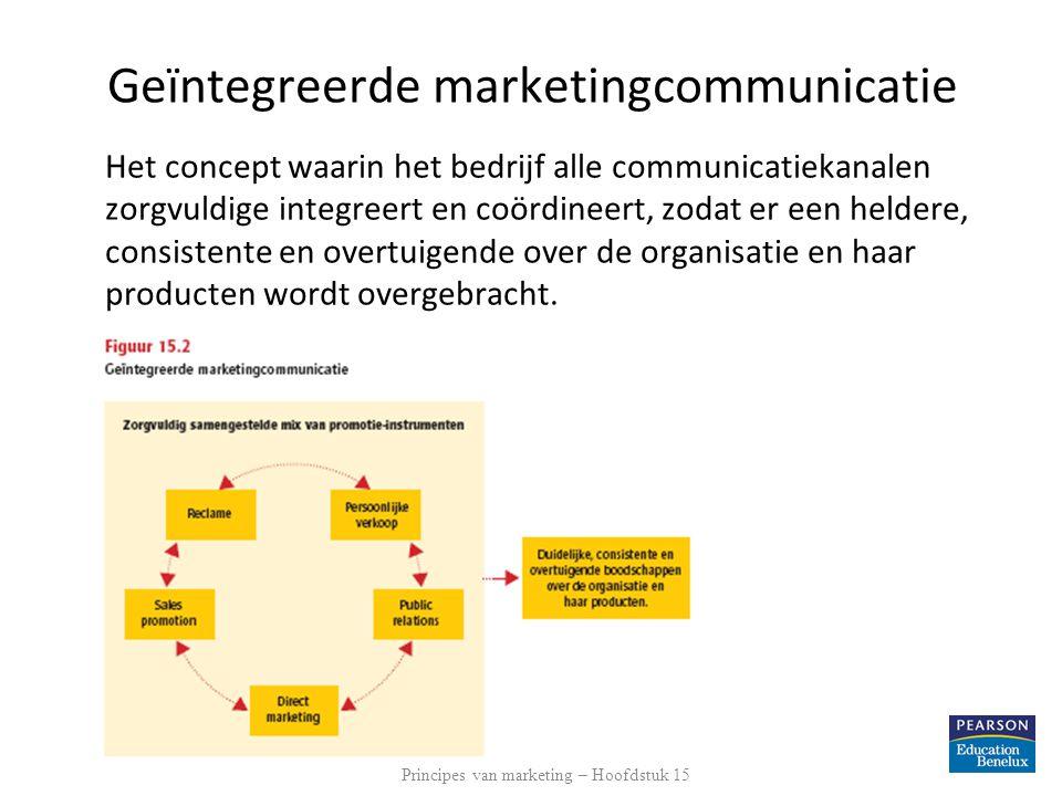 Geïntegreerde marketingcommunicatie