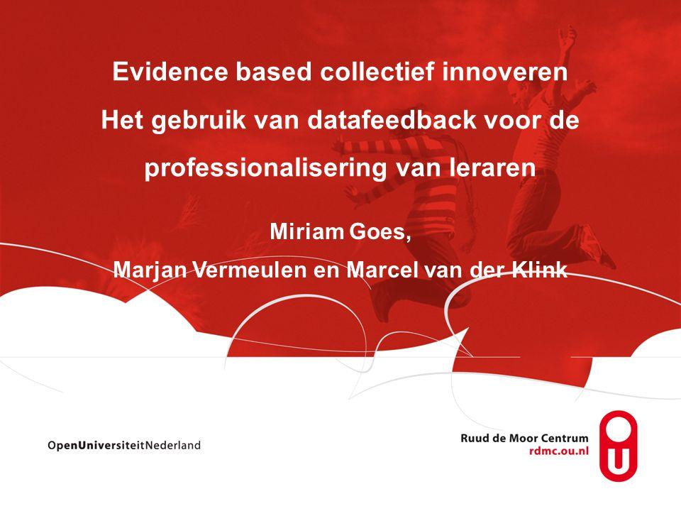 Marjan Vermeulen en Marcel van der Klink