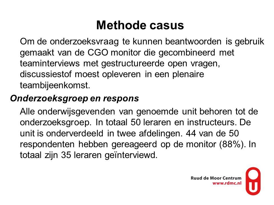 Methode casus
