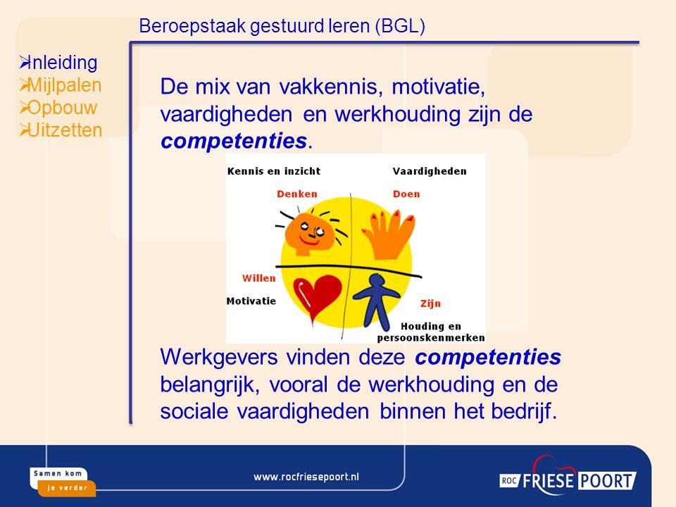 Beroepstaak gestuurd leren (BGL)