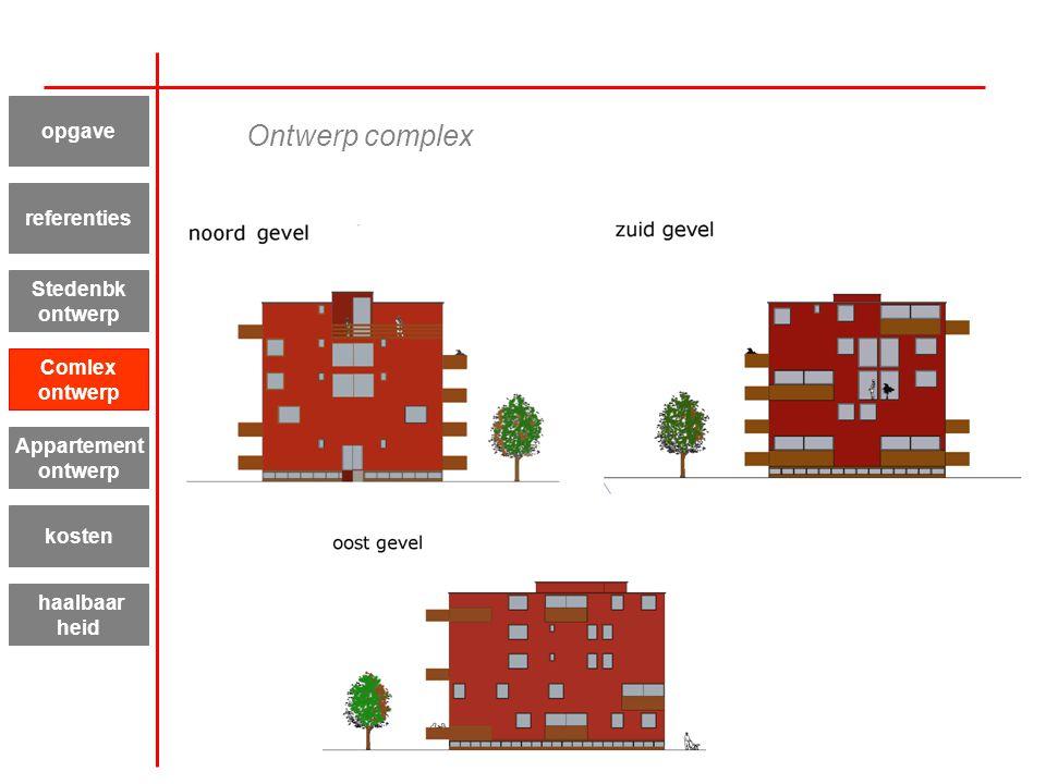 Ontwerp complex opgave referenties Stedenbk ontwerp Comlex ontwerp