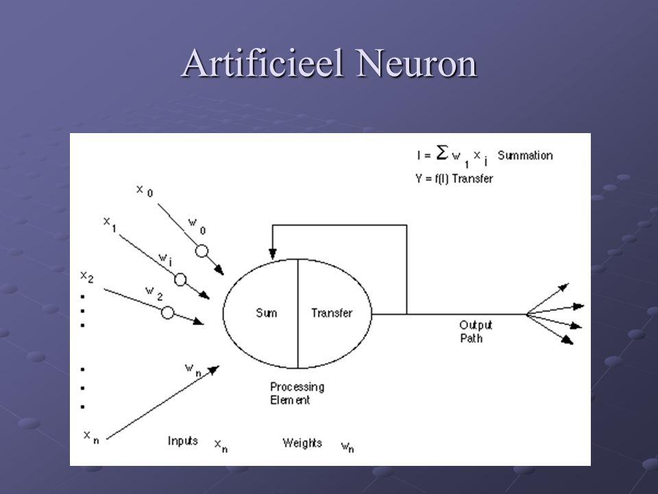 Artificieel Neuron